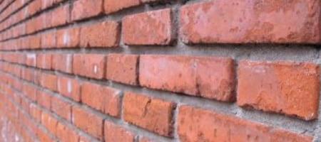 enkelsteens muur isoleren