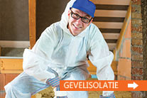 Gevelisolatie in Deventer