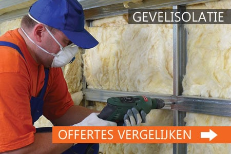 Gevelisolatie Deventer